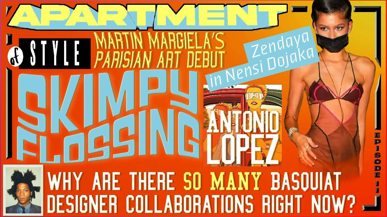 Download Apartment of Style EP. 11: FLOSSING Trend, Margiela's Art, Zendaya STYLE Favorites, Nensi Dojaka...