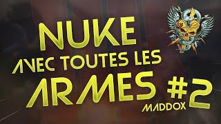 BO4 : Nuke avec toutes les armes : RFB MADDOX #2