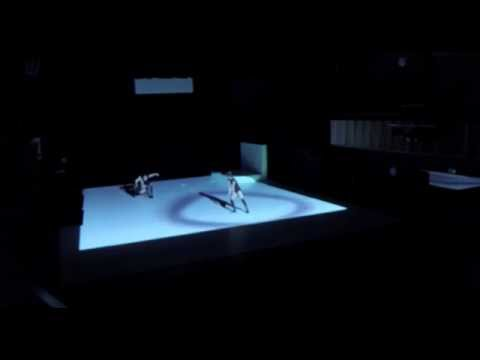"""HOWL"" a contemporary dance work by Maurice Causey... Cesis Latvia"