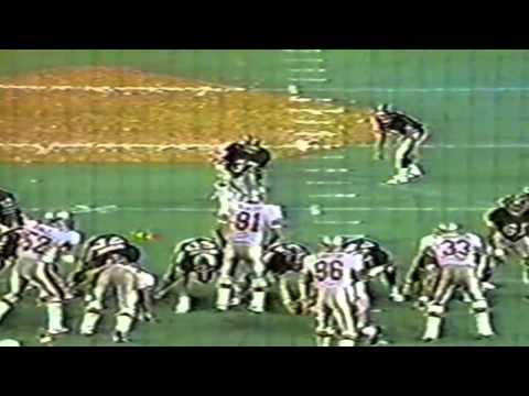 Week 13 - 1985: Jacksonville Bulls vs Houston Gamblers