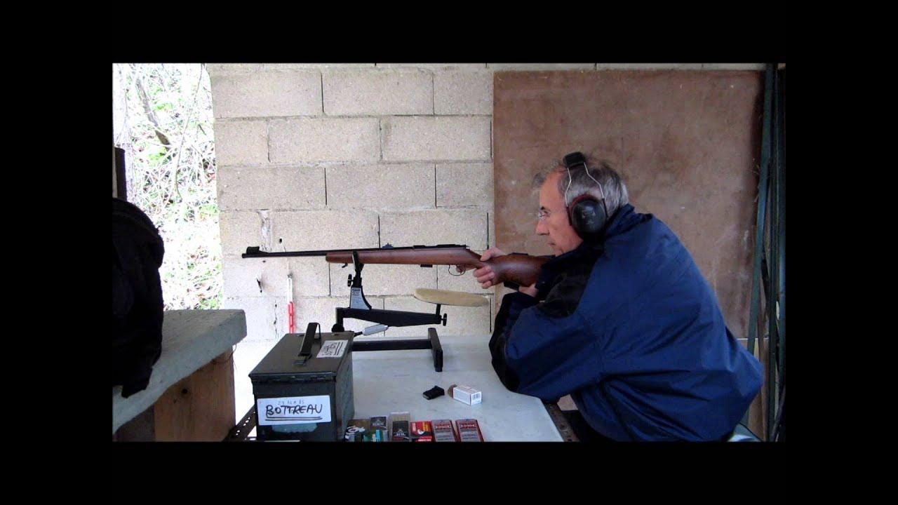 Essai armes | Carabines CZ 452 et CZ 455 / calibre  22 Long