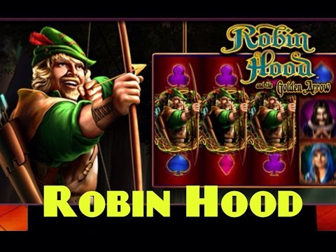 Slot robin hood online