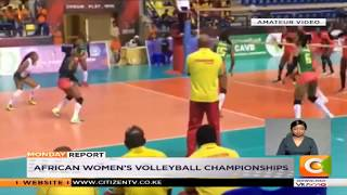 Malkia Strikers settle for silver in Africa Women's Volleyball Championship