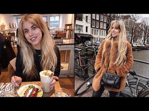 AMSTERDAM VLOG   Freya Farrington