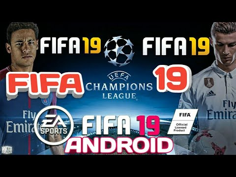 FIFA19 MOD HD GRAPHICS For Android (800mb) - 동영상
