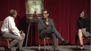 'Anna Karenina' Q&A with Director Joe Wright and Actress Keira Knightley