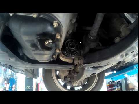 ENGINE OIL FILTER CHANGE TOYOTA WISH ZGE10
