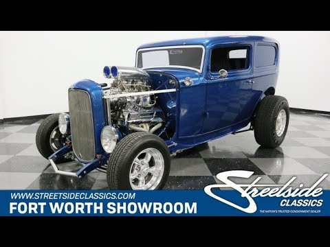1932 Ford Sedan Delivery for sale | 3318 DFW