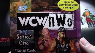 WCW NWO Trading Cards!