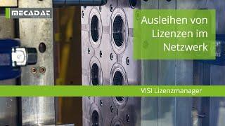 VISI - Supportvideo ''CLS - Ausleihen von Lizenzen im Netzwerk''