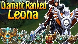 Leona bester Support in der PreaSeason? Diamant Ranked League of Legends