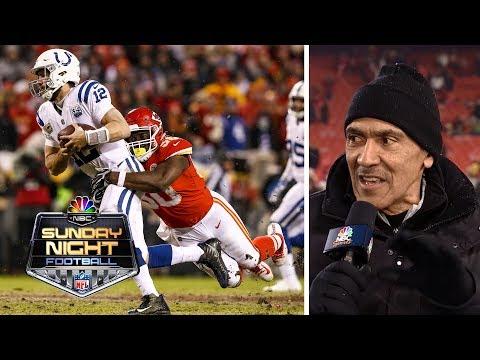 FNIA team recaps Kansas City Chiefs dominant playoff win over Indianapolis Colts | NFL | NBC Sports