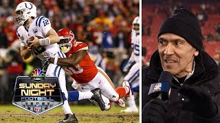 FNIA team recaps Kansas City Chiefs' dominant playoff win over Indianapolis Colts | NFL | NBC Sports