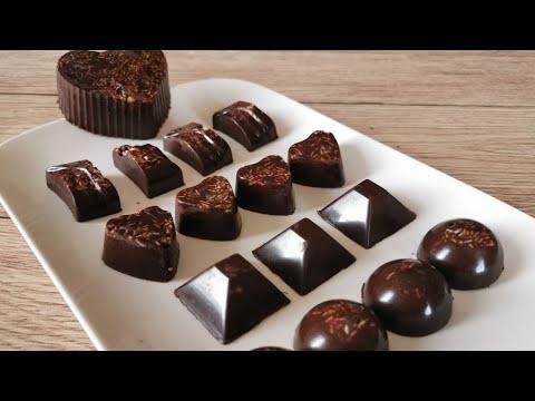 COMMENT FAIRE DU CHOCOLAT MAISON SANS THERMOMETRE  | CACAO| RECETTE FACILE