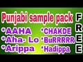 free download Punjabi vocal pack&Punjabi loops by New marwadi dj mix Mashala