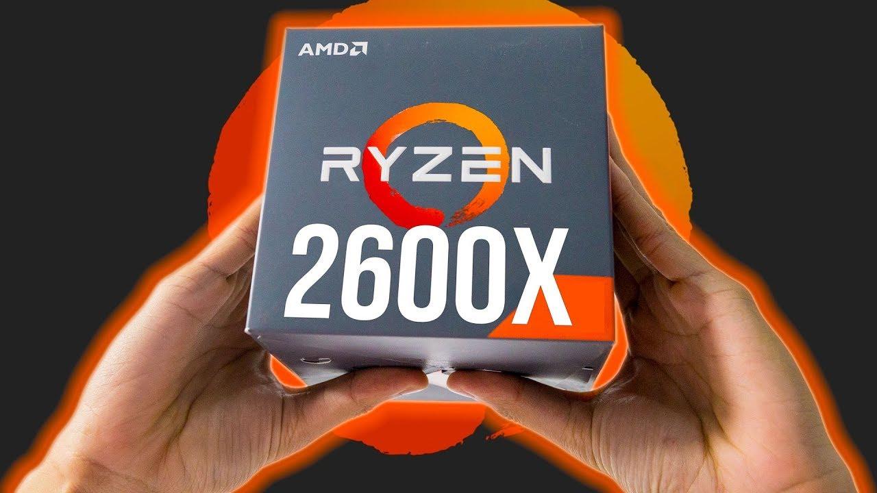 Review AMD Ryzen 5 2600X Đầu Tiên Việt Nam - Nâng Cấp Đáng Giá |  HANOICOMPUTER