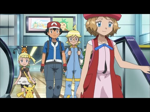 Goodbye Callus!     Pokemon XYZ series    Official clip