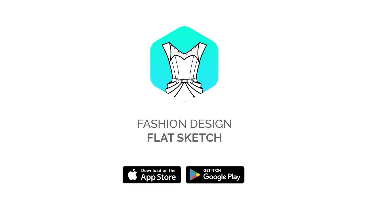 Fashion Design App Design Your Clothes On Your Phone Or Tablet Youtube