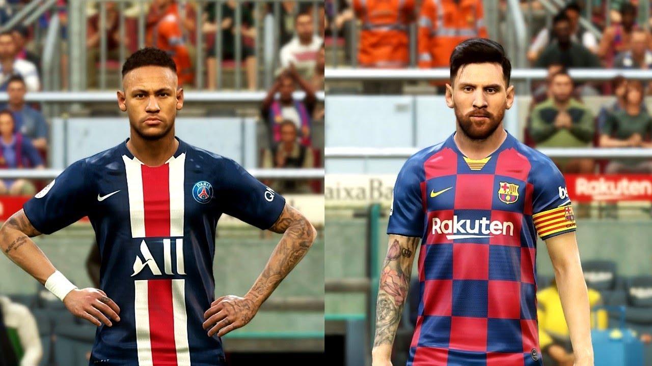 Barcelona vs PSG - Next Season KIT 2019/20 - YouTube