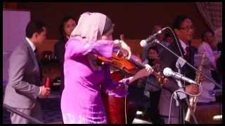 Getaran Jiwa - Dina Rashid and Sweetnotes Jazz