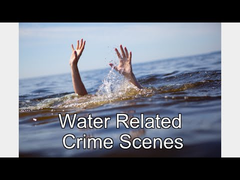 Online CSI Series: Water Related Crime Scenes Online Training Course