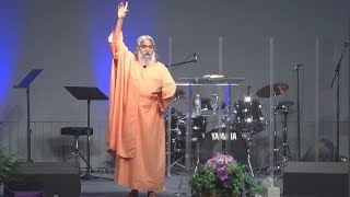 Sadhu Selvaraj -  prophecy Houston floods August 2017