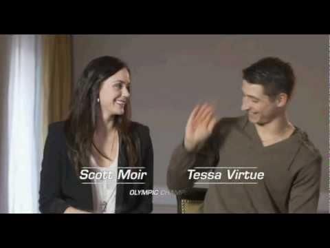 Tessa & Scott : Sparks on ice