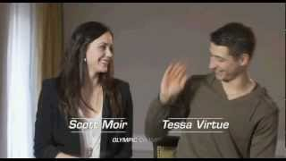 Tessa & Scott : Sparks on ice
