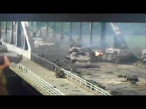 A bridge too far movie first bridge fight
