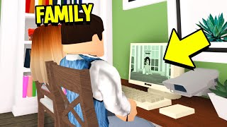 My Family Put SECURITY CAMERAS In My Room.. They Kept WATCHING Me! (Roblox Bloxburg)