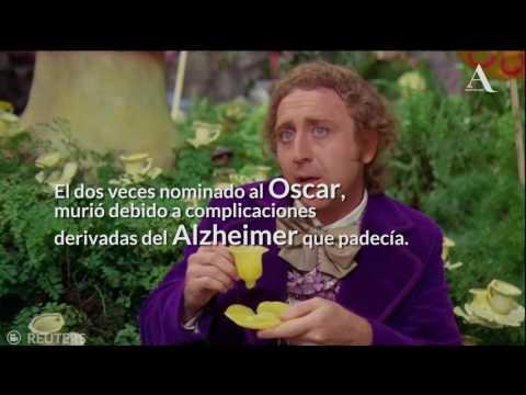 Falleció Gene Wilder, el Willy Wonka original