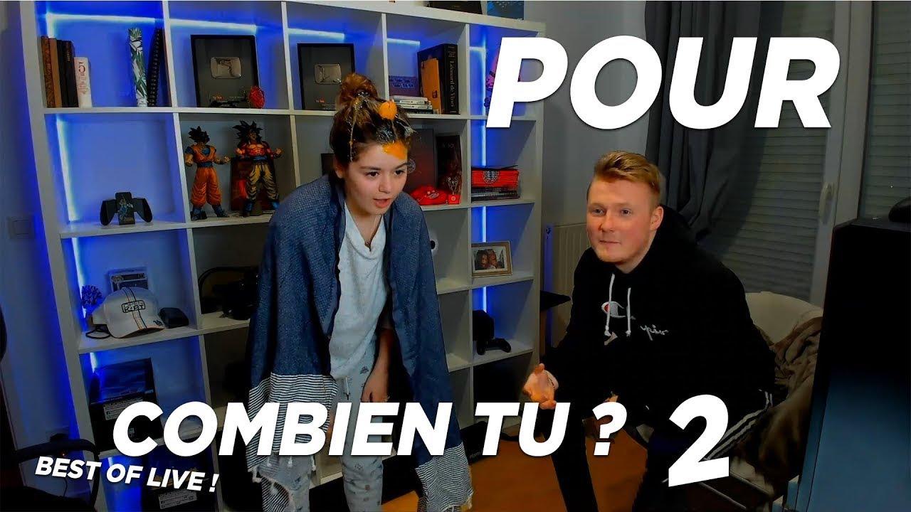 POUR COMBIEN TU..? 2