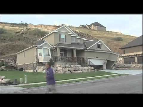 Time Lapse Video Shows Landslide Crush A Home