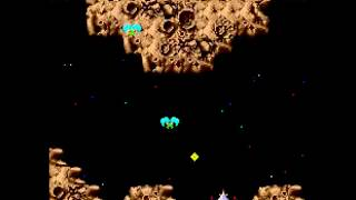 PC Engine Longplay [159] Galaga