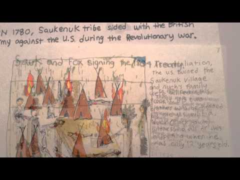 Black Hawk War - a History project by Nijan