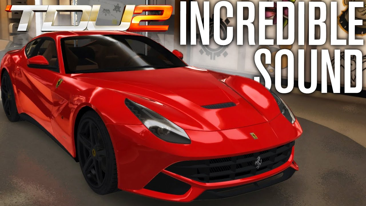 Incredible Sound Ferrari F12 Test Drive Unlimited 2 Mods Tdu2