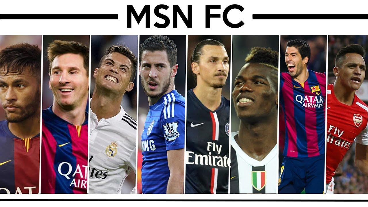 Download Skills & Goals ● Neymar ● Ronaldo ● Messi ● Suarez ● Sanchez ● Pogba ● Ibrahimovic ● Hazard | 2015