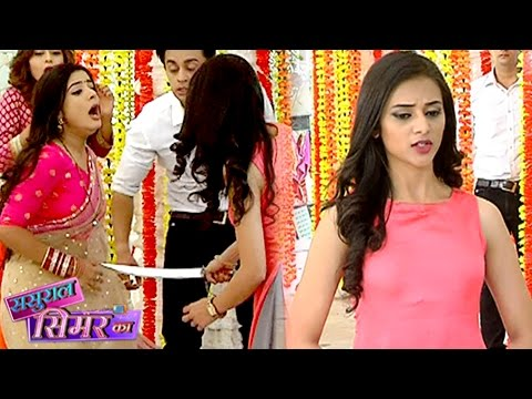 Simar To EXPOSE Vaidehi | Sasural Simar Ka - 28th March 2017 - ससुराल सीमर का | TellyMasala