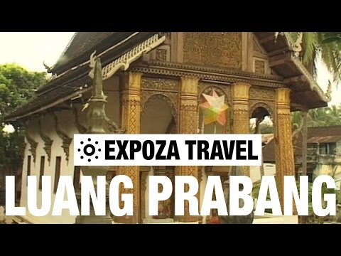 Luang Prabang (Laos) Vacation Travel Video Guide