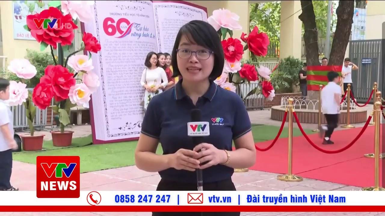 [Thời Sự VTV ngày 20/11] Trường Tiểu học Tô Vĩnh Diện Chúc Mừng Ngày Nhà Giáo Việt Nam