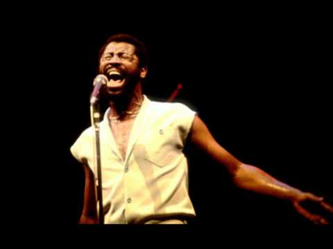 Teddy Pendergrass interview with Robbie Vincent. BBC Radio London 1982. Part 1/3.