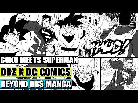 Dragon Ball Fan Mangas by UnrealEntGaming