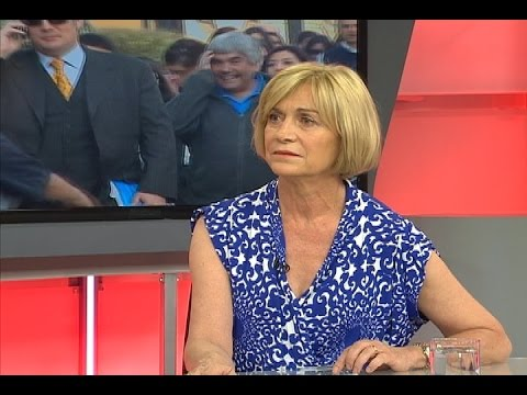 """Evelyn Matthei: """"La discusión en la Cámara de Diputados es ..."""