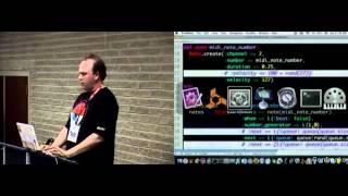 Archaeopteryx: A Ruby MIDI Generator by Giles Bowkett