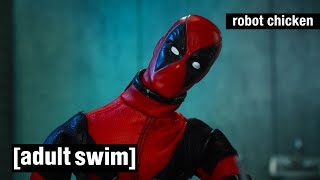 Robot Chicken | Endgame (Staffel 10, Folge 20) | Adult Swim