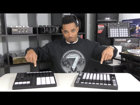 Native Instruments Maschine Expansions Tutorial/Demo