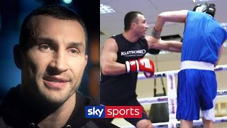 How Wladimir Klitschko trained for his EPIC fight with Anthony Joshua | Behind The Ropes