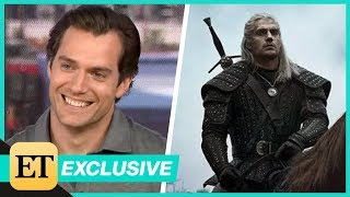 Comic-Con 2019: The Witcher: Henry Cavill On Becoming Geralt (Exclusive)