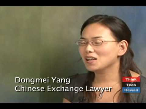 Chinese Attorney Compares Practice in Beijing