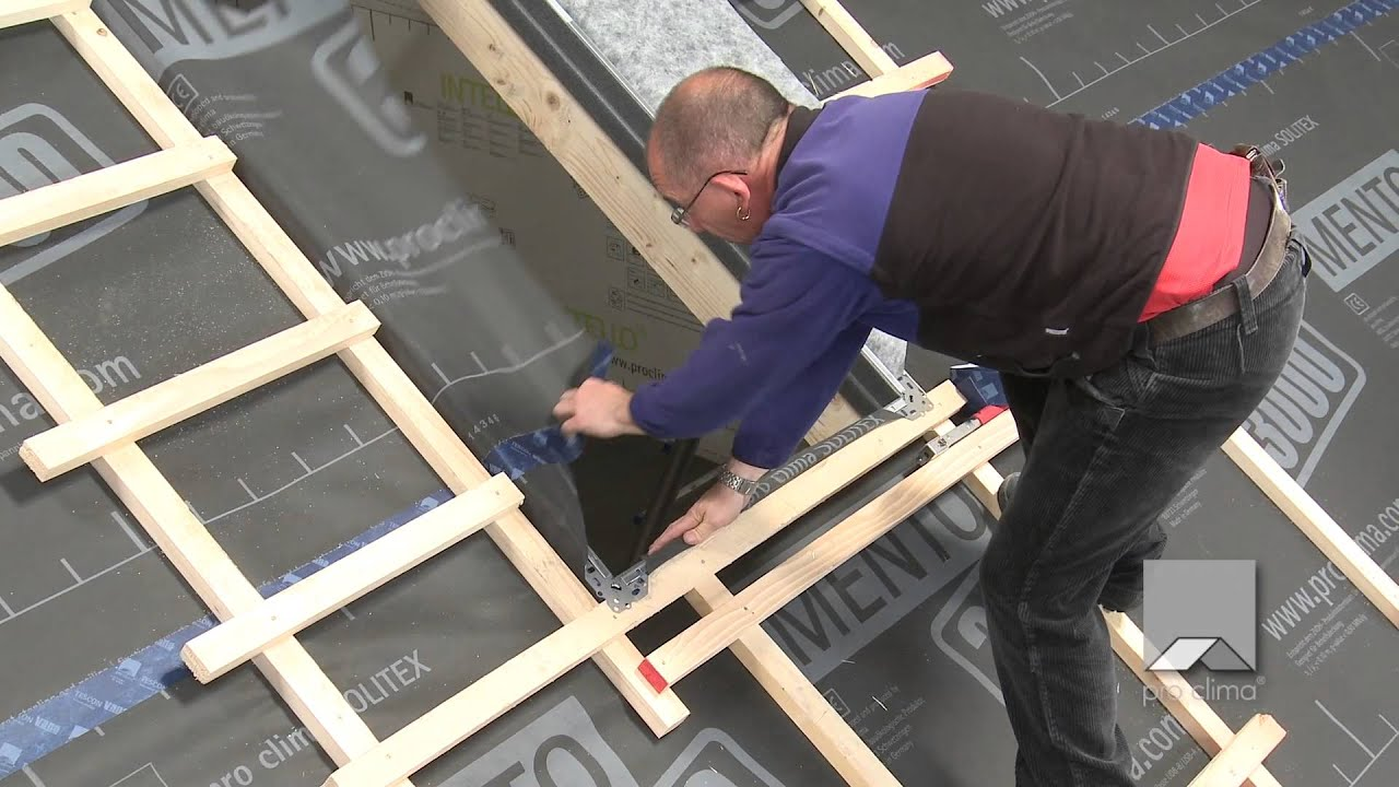 solitex mento fenstereinbau - youtube
